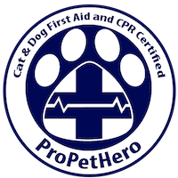 Cat And Dog First aid and CPR Certified ProPetHero